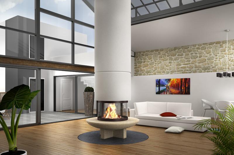 les produits d 39 exception cheminee. Black Bedroom Furniture Sets. Home Design Ideas