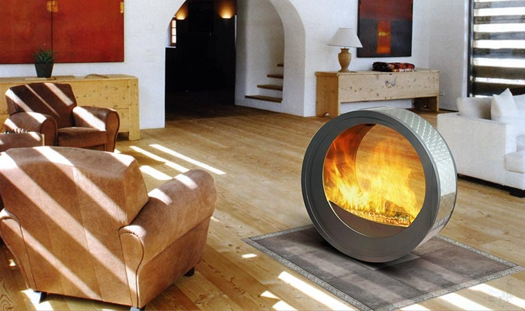 chemin e eclypsya sans conduit apparent cheminee. Black Bedroom Furniture Sets. Home Design Ideas