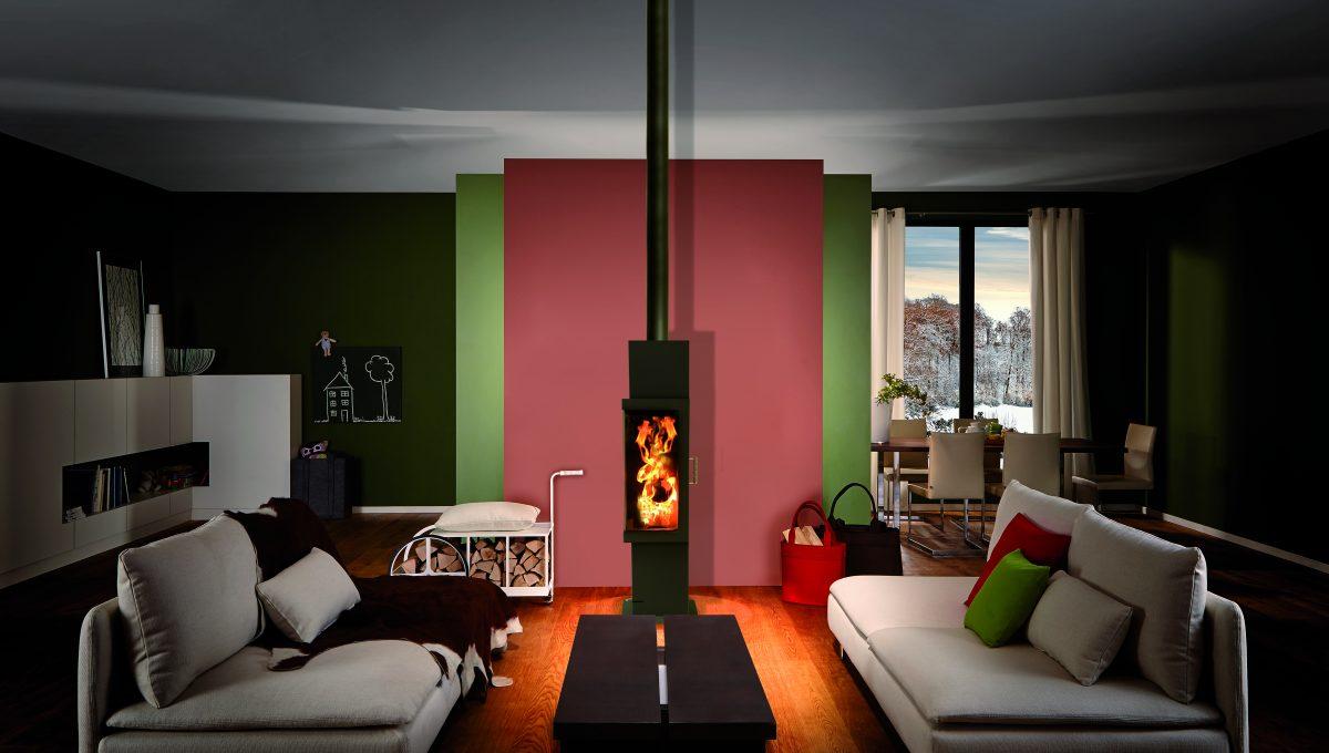 po les mixte bois granul s max blank cheminee. Black Bedroom Furniture Sets. Home Design Ideas