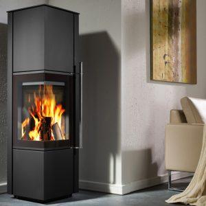 po le bois vidar 3 faces cheminee. Black Bedroom Furniture Sets. Home Design Ideas