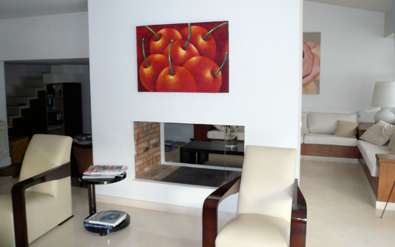 installation d 39 un insert bois grasse cheminee. Black Bedroom Furniture Sets. Home Design Ideas