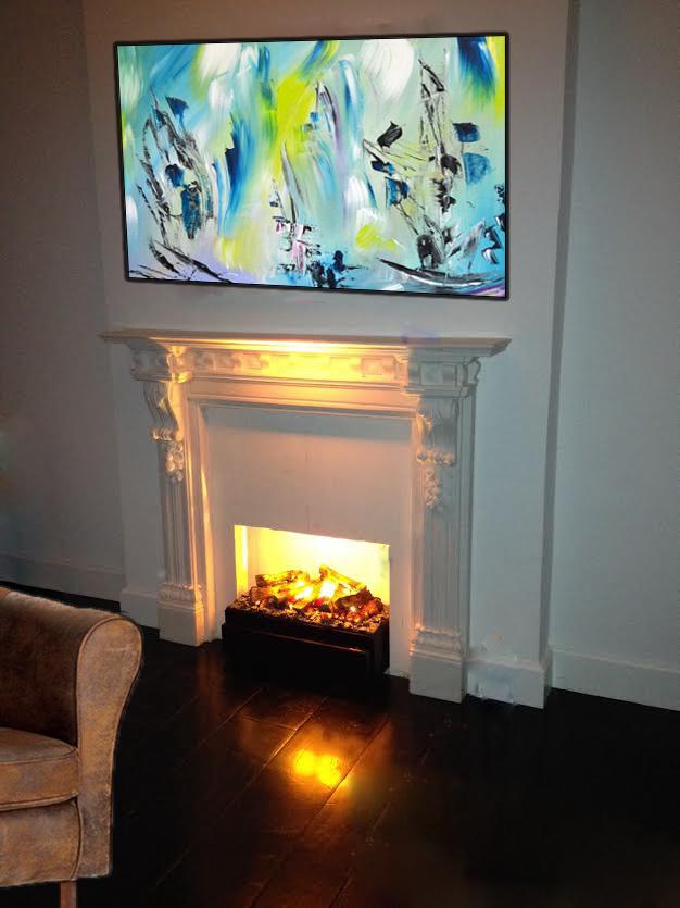installation chemin e vapeur d 39 eau cheminee. Black Bedroom Furniture Sets. Home Design Ideas