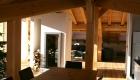 Installation foyer verticale design