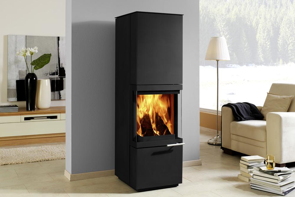 po le bois maestro ams cheminee. Black Bedroom Furniture Sets. Home Design Ideas