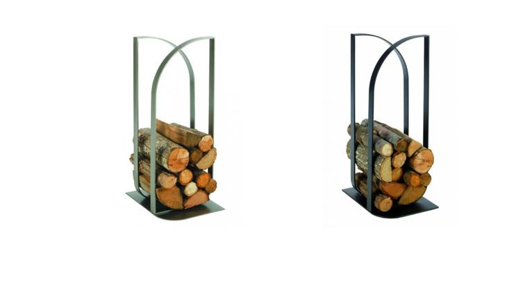 Rangement à bois Confluens